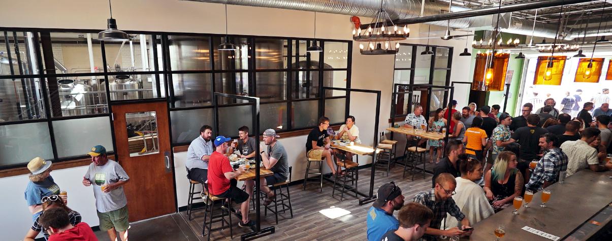 Community Beer Works New Buffalo Location 520 7th Street