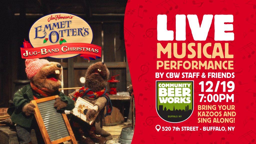 Events at Community Beer Works, Buffalo & Niagara Falls